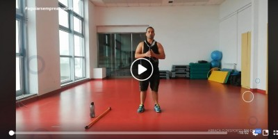 Vídeo Desporto 10 - GINÁSTICA SÉNIOR
